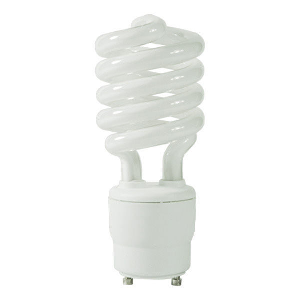Spiral CFL - 26 Watt -  100W Equal - 4100K Cool White Image