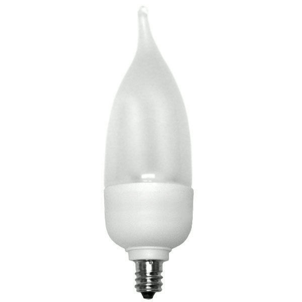 Torpedo CFL - 5 Watt - 25W Equal - 2700K Warm White Image