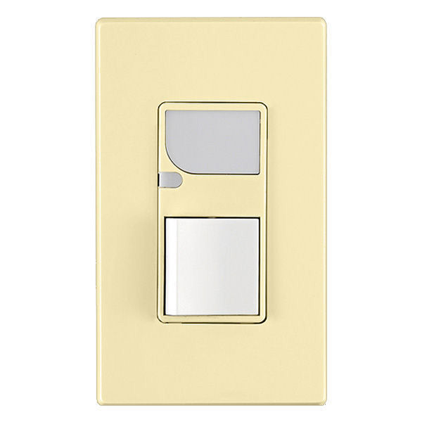 Leviton 6526-I - Combination Decora Switch Image