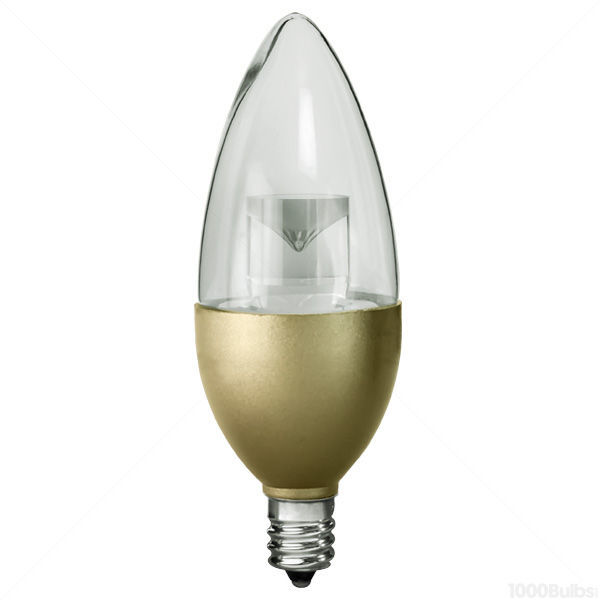 5 Watt - Dimmable LED - Decorative Torpedo Image