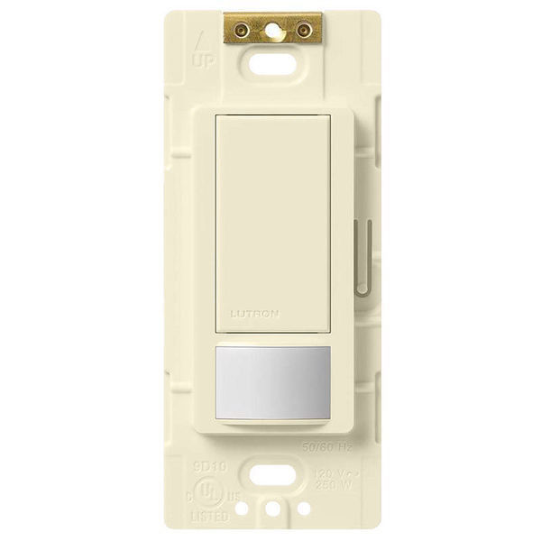 Lutron Maestro MS-OPS5M-LA - Light Almond - Passive Infrared (PIR)  Image