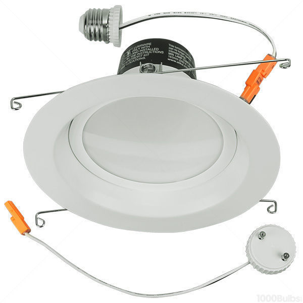 750 Lumens - 12W LED - Downlight - 60W Equal Image