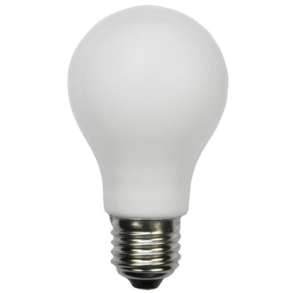 Red - LED - A19 Party Bulb - 1 Watt Image