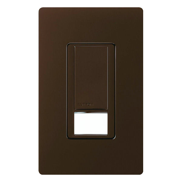 Lutron Maestro - PIR Vacancy Sensor - Brown Image