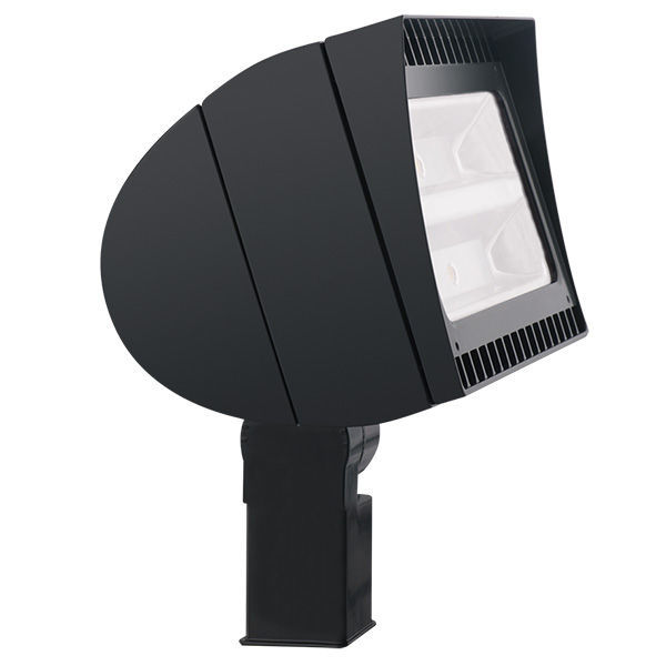 78 Watt - 250W Equal - LED Floodlight with Photocell Image
