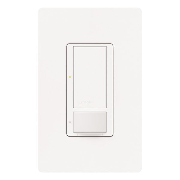 Lutron Maestro MS-VPS2-WH - White - Passive Infrared (PIR)  Image