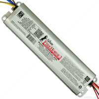 Fulham FH3-DUAL-450L - Emergency Ballast - 90 min. - Operates (1) T5, T8, T10, T12, CFL, or Circline Lamp - 120/277 Volts