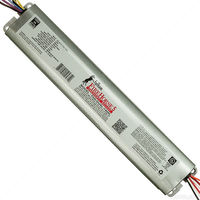 Fulham FH5-DUAL-1400L - Emergency Ballast - 90 min. - Operates (1-2) T5, T8, T10, T12, CFL, or Circline Lamp - 120/277 Volts