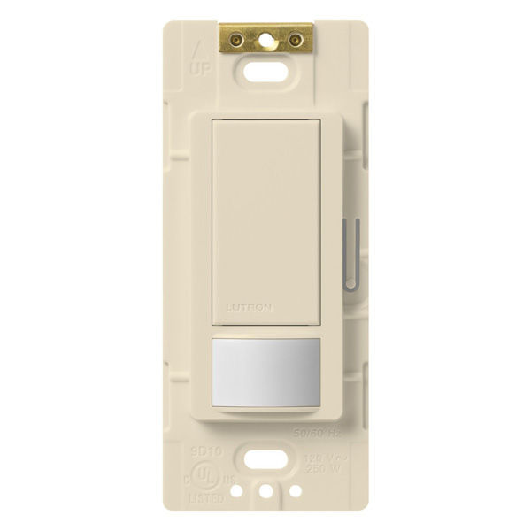 Lutron Maestro MS-VPS2-LA - Light Almond - Passive Infrared (PIR) Image