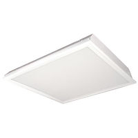 3375 Lumens - 2 x 2 LED Lay-In Troffer - 35 Watt - 1 Lamp Fluorescent Equal - 5000 Kelvin - 120-277V - 5 Year Warranty