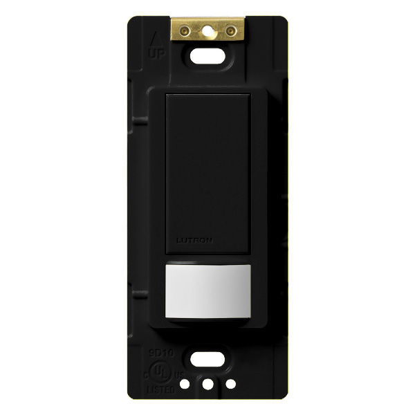 Lutron Maestro - PIR Occupancy/Vacancy Sensor - Black Image