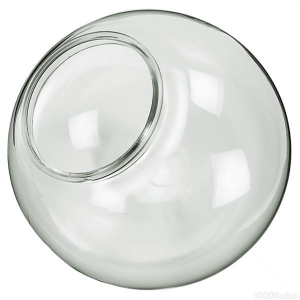 10 in. Clear Acrylic Globe Image