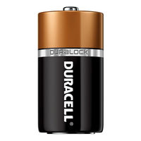Duracell CopperTop - C Size - Alkaline Battery - Duralock Technology - Professional Grade - 4 Pack - MN1400R4Z