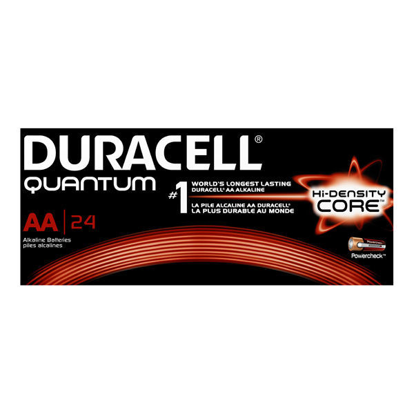 Duracell Quantum - AA Size - Long-Lasting Alkaline Battery Image
