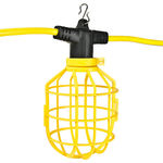 50 ft. String Light with 5 Lamp Holders and Guards Image