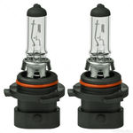 (2 Pack) - 9006XS Headlight - Power Vision Pro - 55 Watt - 3100K - T3.25 Image