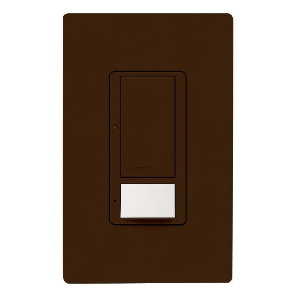 Lutron Maestro - PIR Occupancy/Vacancy Sensor - Brown Image