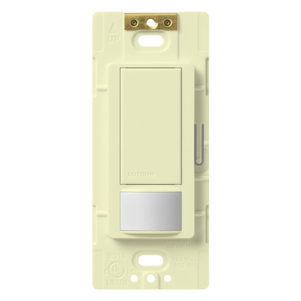 Lutron Maestro - PIR Occupancy/Vacancy Sensor - Almond Image