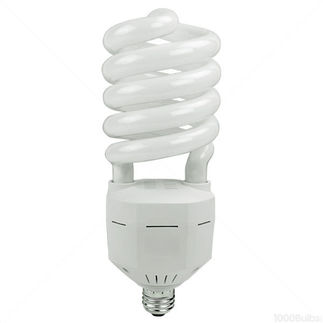 65 Watt - CFL - 250 W Equal - 4100K Cool White - Min. Start Temp. 0 Deg. F - 80 CRI - 52 Lumens per Watt - 15 Month Warranty - Sunlite 05515