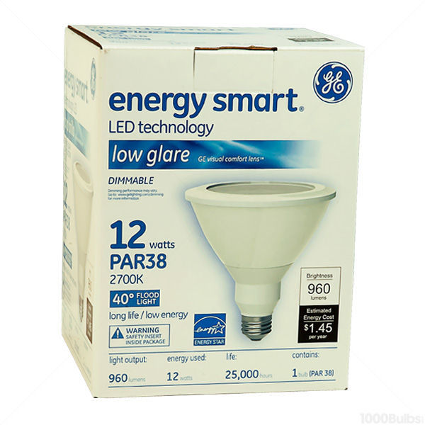 GE 63329 - Dimmable LED - 12 Watt - PAR38 Image