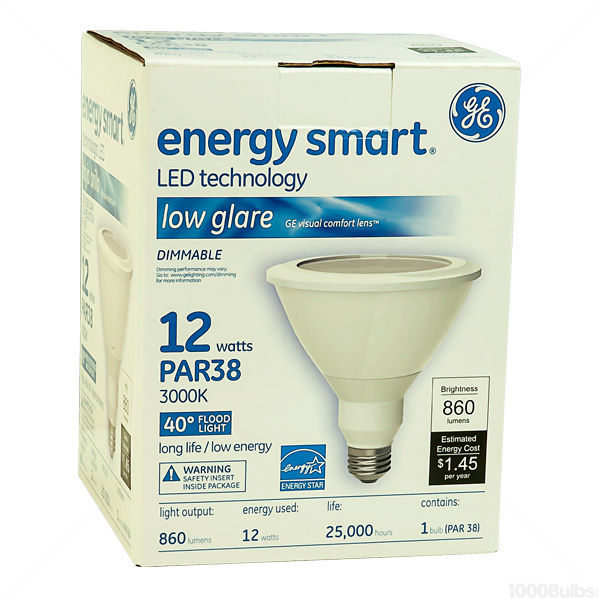 GE 63332 - Dimmable LED - 12 Watt - PAR38 Image