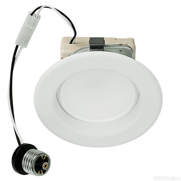 Nicor DLR4-27-120V-3K-WH - Downlight - LED Image