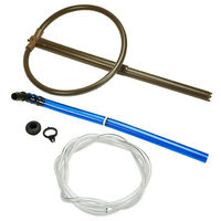 WaterFarm - Farm Kit - For Hydroponic Drip Systems - Includes Drip-ring, Pumping Column, Support Tube, 1/2 in. Grommet, and Drain Level Tube - General Hydroponics GH4116