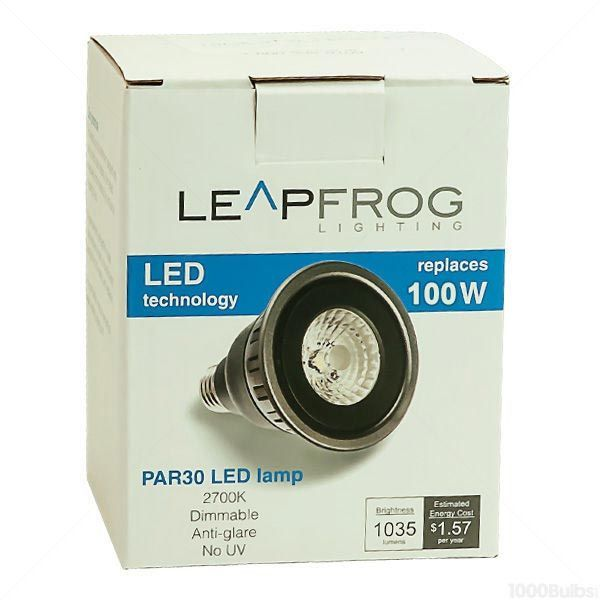 LED - PAR30 - 13 Watt - Long Neck - 100W Equal Image