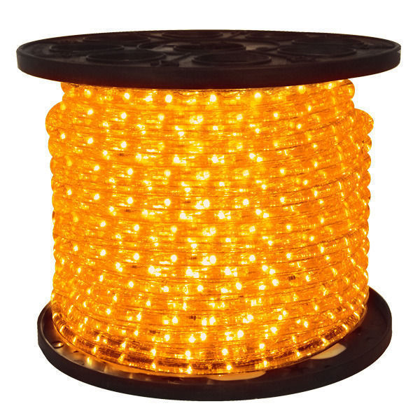 1/2 in. - LED - Amber - Chasing Rope Light Image
