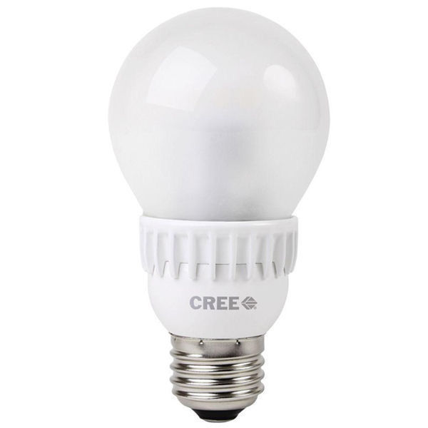 Dimmable LED - 9 Watt - A19 - Omni-Directional - 60 Watt  Equal Image