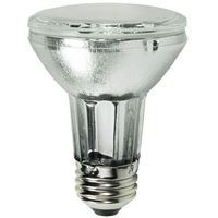 35 Watt - PAR20 Spot - Pulse Start - Metal Halide - Protected Arc Tube - 3000K - ANSI C130/O - Medium Base - Universal Burn - CDM-R Elite 35W/930 E26/24 PAR20 10D - Philips 434183