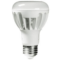 450 Lumens - 4000 Kelvin Cool White - LED R20 - 8 Watt - 45W Equal - Dimmable - 120V