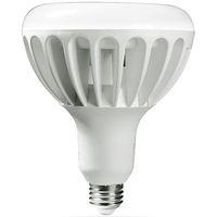 800 Lumens - 4000 Kelvin Cool White - LED R40 - 13 Watt - 60W Equal - Dimmable - 120V