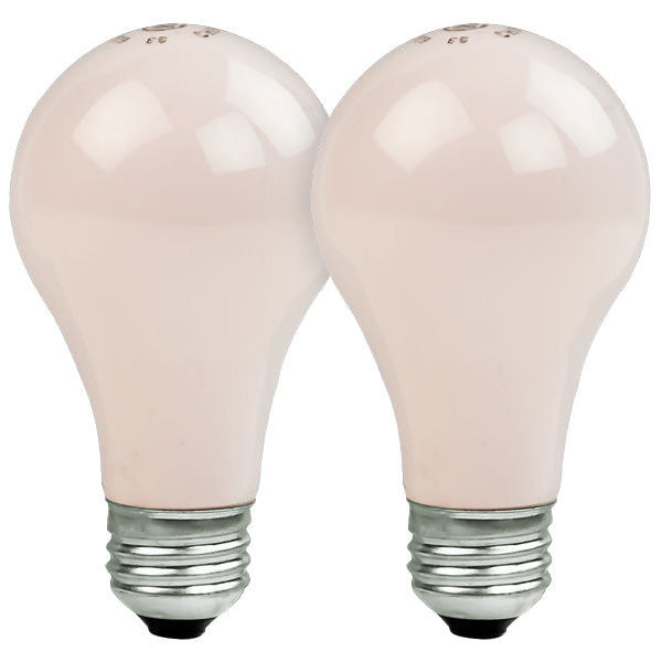GE 97483 - 60 Watt - Opaque Soft Pink Image