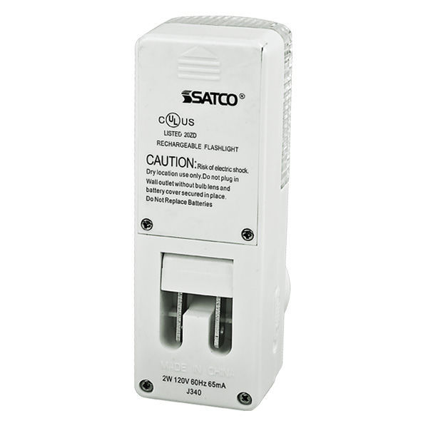 Satco 75046 - Flashlight/Night Light Image