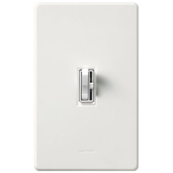 Lutron Ariadni AY-10P-WH - 1000 Watt Max. - Incandescent Dimmer Image