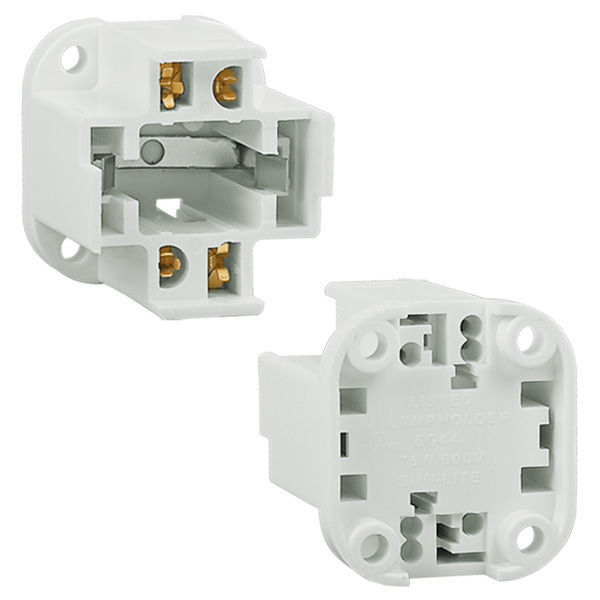 Compact Fluorescent Socket Image