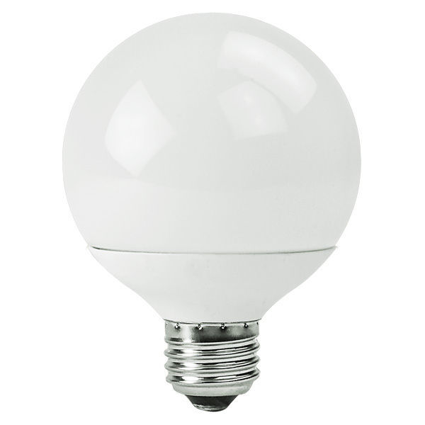 LED - 2.8 Watt - G25 White Globe - 3.125 in. Diameter Image