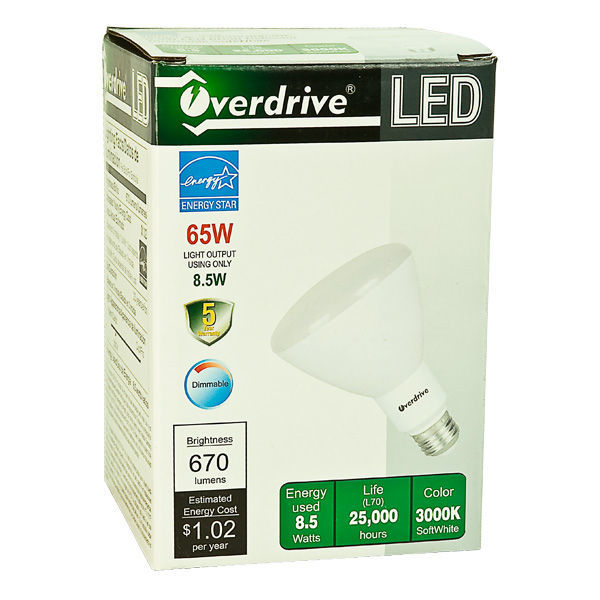 GCP 598 - Dimmable LED - 8.5 Watt - R30 Image