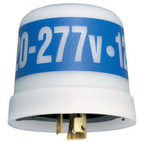 LED - Electronic Photo Control - Thermal Type Photocell - Specifier Grade - 120-277 Volt