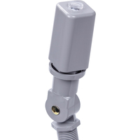 Intermatic EK4736S - Electronic Photo Control - LED Compatible - Thermal Type Photocell - Stem and Swivel Mounting - Top Lens - 120-277 Volt