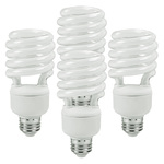 T3 Spiral CFL - 23 Watt - 100W Equal - 2700K Warm White Image