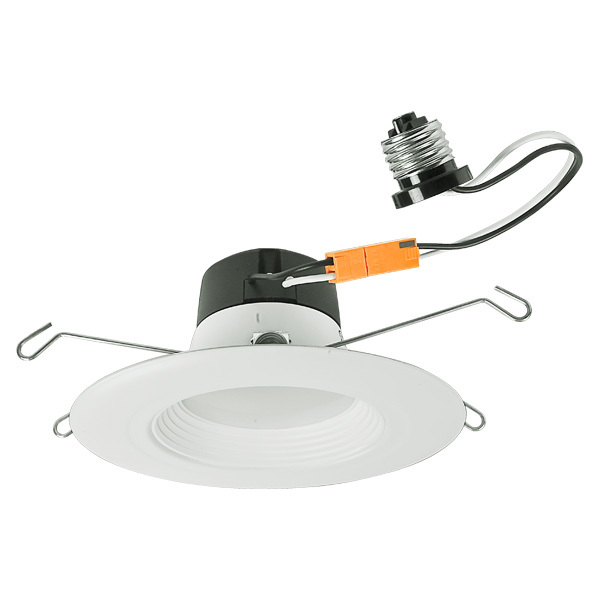 5-6 in. Retrofit LED Downlight - 12W Image