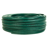 250 ft. - Green - 18 AWG - SPT-2 Rated - Commercial Christmas Wire