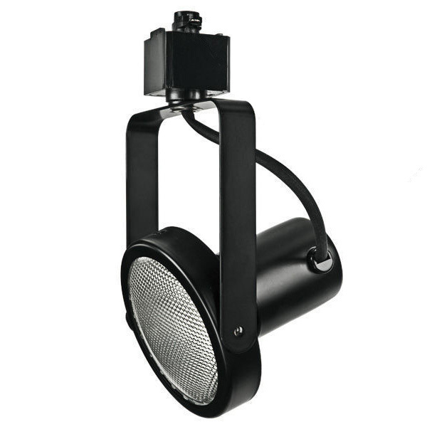 Nora NTH107B/L - Gimbal Ring Track Fixture - Black Image