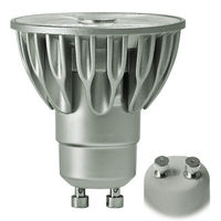 Soraa 01113 - 500 Lumens - 3000 Kelvin - LED MR16 - 7.5 Watt - 50W Equal - 10 Deg. Narrow Spot - CRI 85 - Dimmable - 120V - GU10 Base