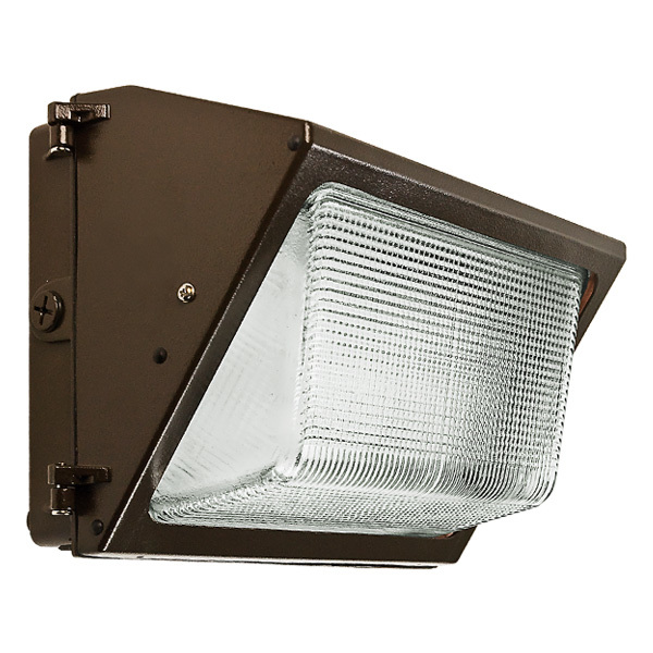 40 Watt - LED - Wall Pack - 175W  Equal Image