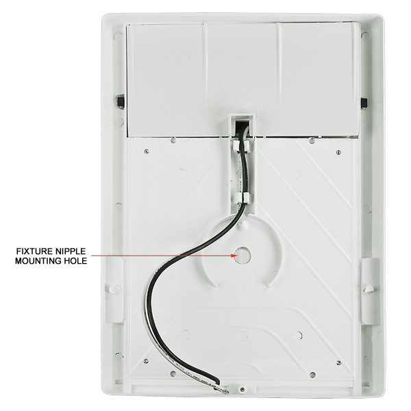 18 Watt - LED - Wall Pack with Sensor - 60W  Equal Image