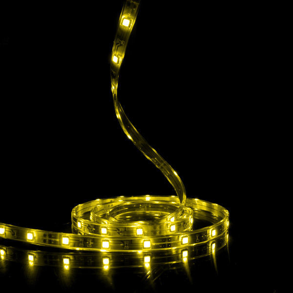4 in. - Yellow - LED Tape Light - Dimmable - 12 Volt Image