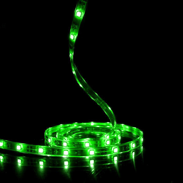 16 ft. - Green - LED Tape Light - Dimmable - 12 Volt Image